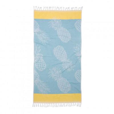 Hammam Cloth Pineapple   Green