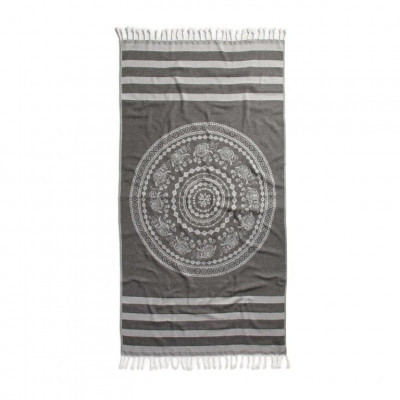 Hammam Cloth Shiva   Black