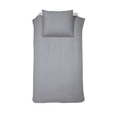Bettdeckenbezug Cover Control | Hellgrau