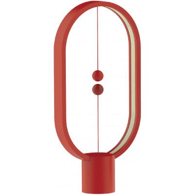 Balance Lamp Ellipse USB Red | DesignNest Heng