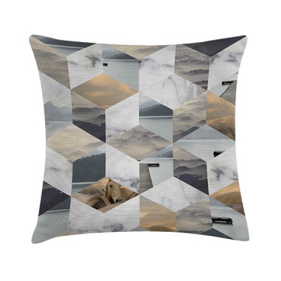 Pillow Collage Cube