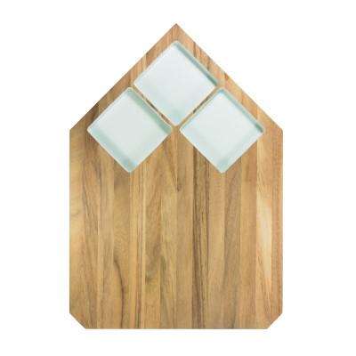 Cutting Board Pau | Pastel Mint
