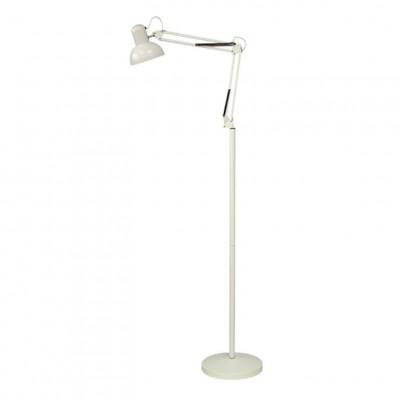 Adjustable Floor Lamp Copenhagen | White