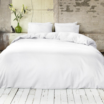 Bettbezug Hotel Linnen | Weiß