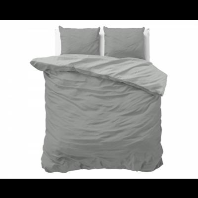 Bettbezug Twin Face   Grau / Anthrazit
