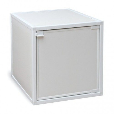 Box Storage Cube, Weiß