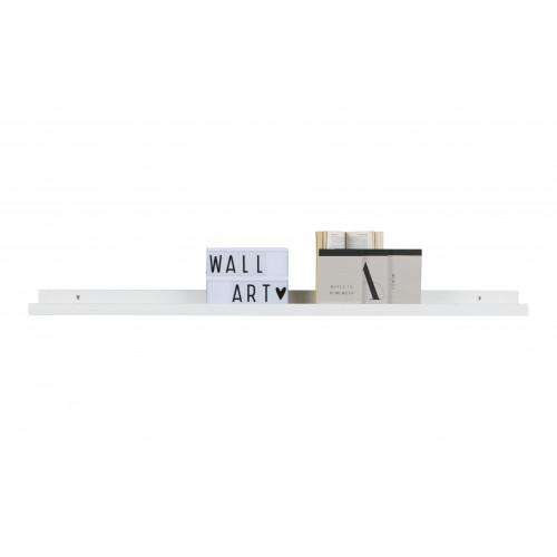 Studio Photoframe Shelf | White