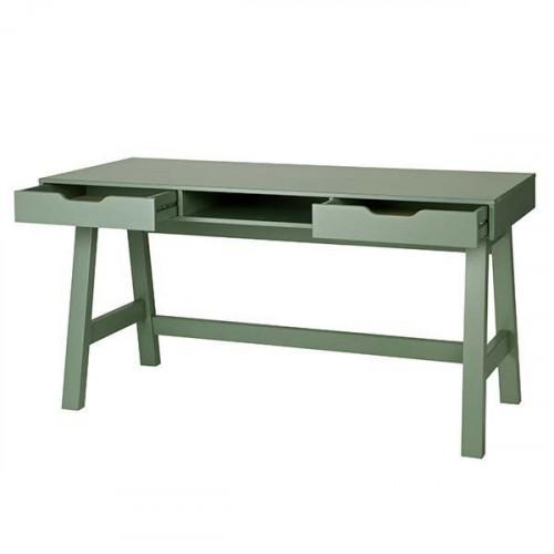 Schreibtisch Nikki | Grün