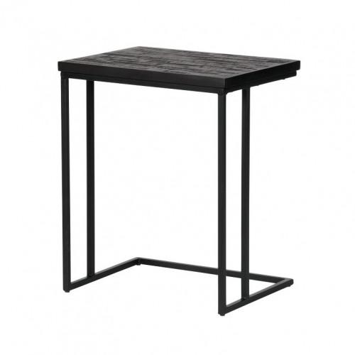 Side Table Sharing   Black