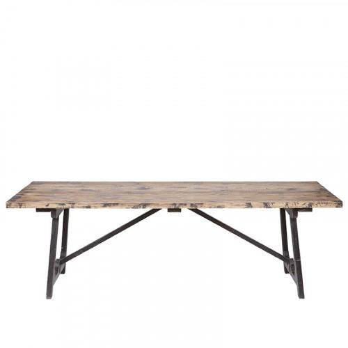 Esstisch Craft 190 cm L | 6 Personen | Braun