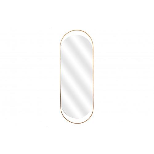 Spiegel Sanou H 168 cm   Messing