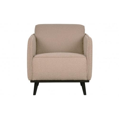 1 Seater Sofa Statement | Beige