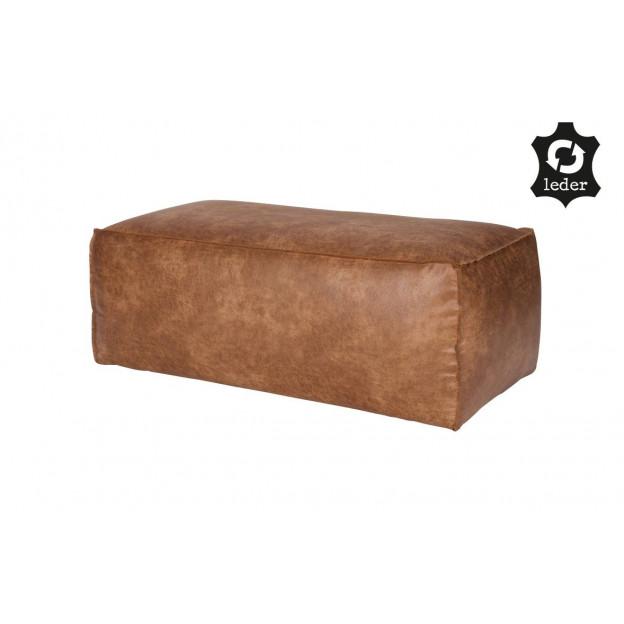 Pouf Rodeo | Brown