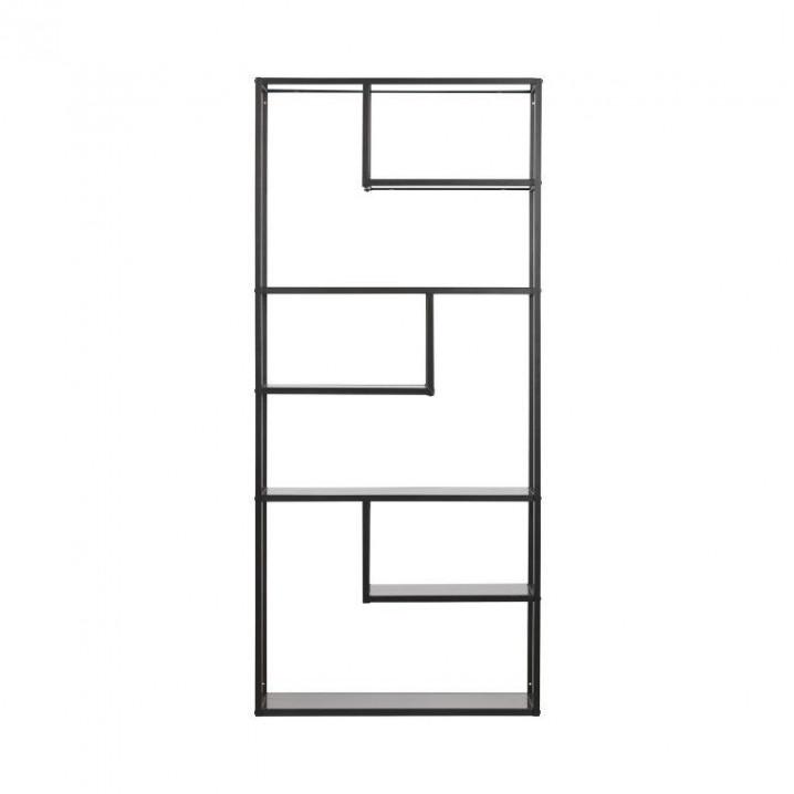 2nd Life | Cabinet Teun 85 cm | Black
