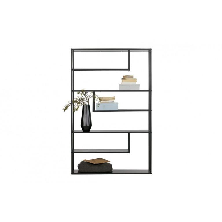 Cabinet XL Teun 120 cm   Black
