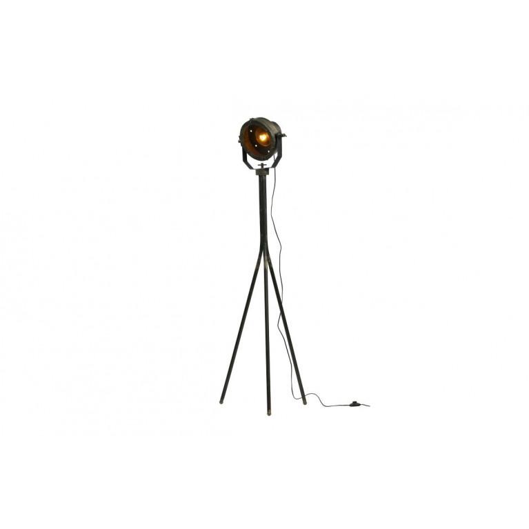 Theatre Floor Lamp | Metal