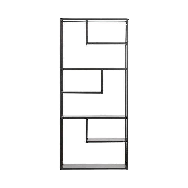 Cabinet Teun 85 cm | Black