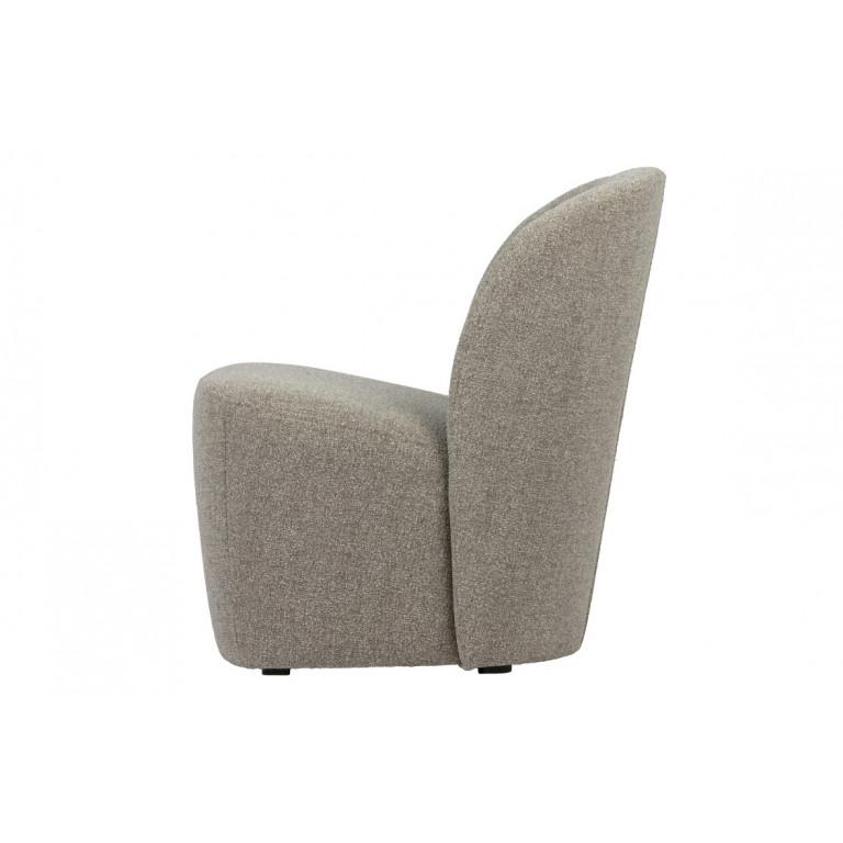 1 Seater Sofa Lofty   Light Grey