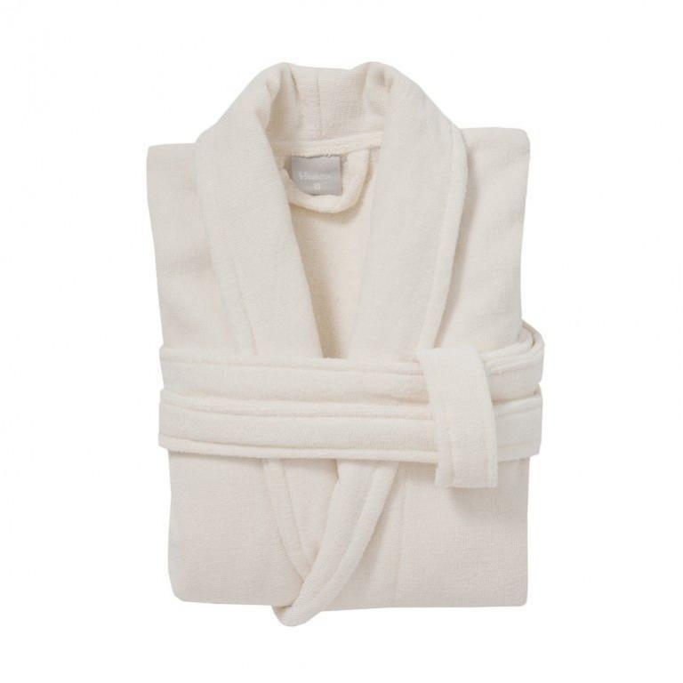Bathrobe Pure | Cream White