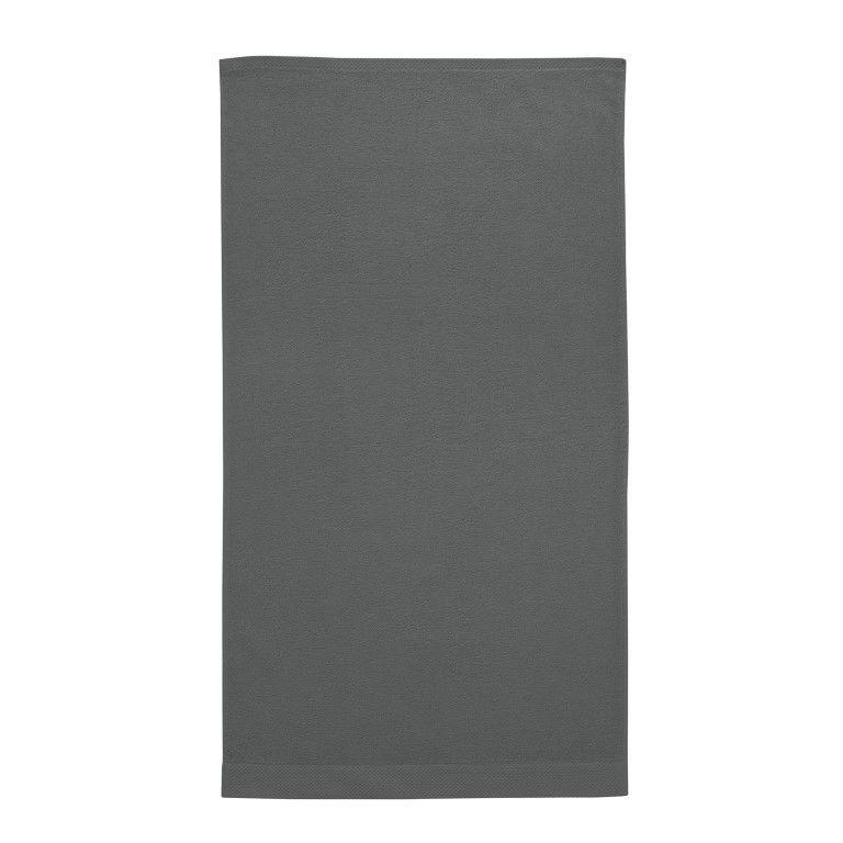 Bath Towel Pure Graphite Grey | Set of 3