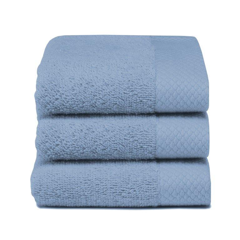 Guest Towel Pure Blue | Set of 3