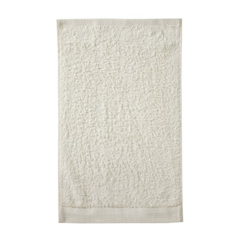Guest Towel Pure Cream White | Set of 3