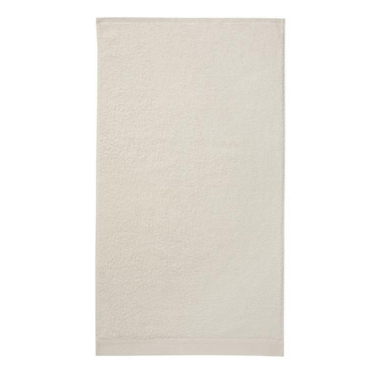 Bath Towel Pure Cream White | Set of 3