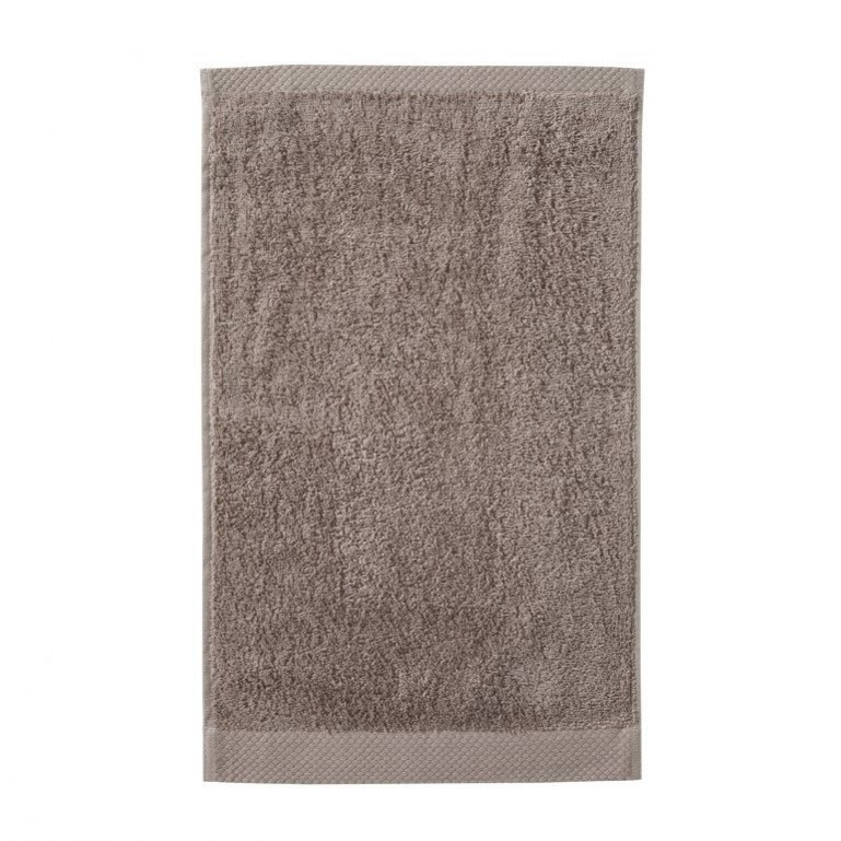 Guest Towel Pure Cement Grey | Set of 3