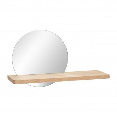 Regal mit Spiegel