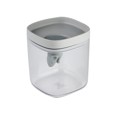 Lucky Mouse Storage Jar 0.6 L | Clear