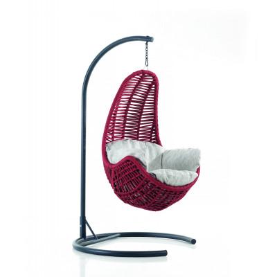 Schwingstuhl für Garten | Tower | Bordeaux