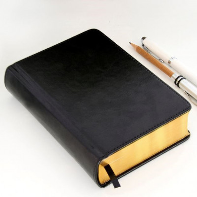 Notebook My Bible Black | 1280 pages