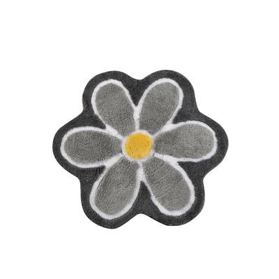Badematte Flower I Mehrfarbig