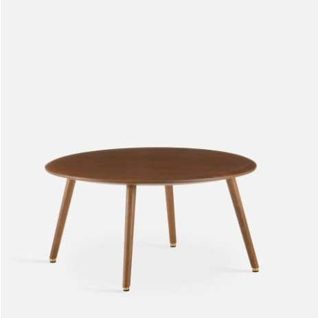 Round Coffee Table Fox Medium | Natural