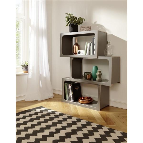 Shelf Module Boxit | Anthracite