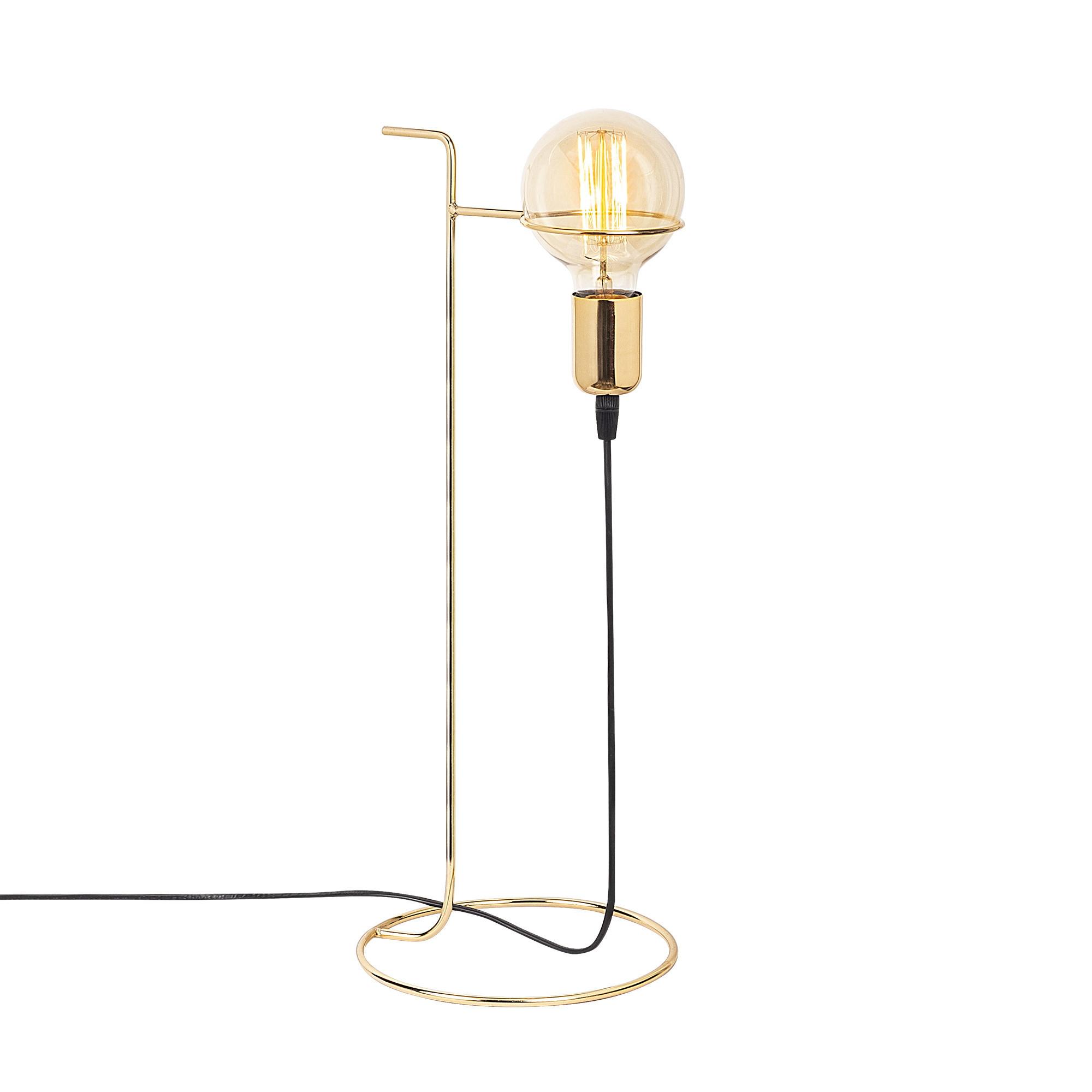 Tischlampenhalter Pota | Gold