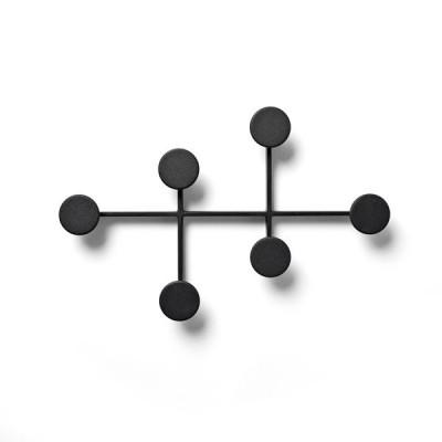 Afteroom-Kleiderbügel | Schwarz