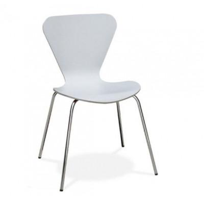 Stuhl Danesa | Weiß
