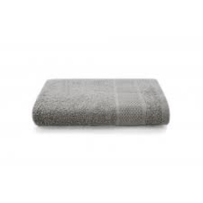 Towel Gigi | Grey-100 x 150 cm