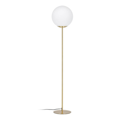 Stehlampe Mahala | Gold