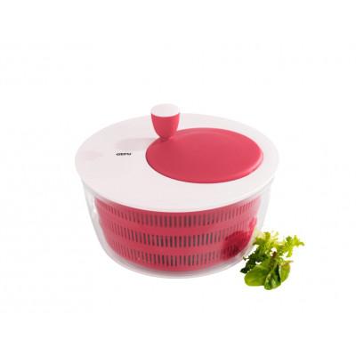 Salatschleuder Rotare | Himbeerrot