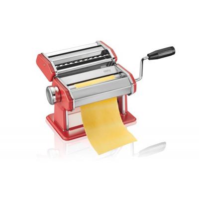 Pastamaschine Pasta Perfetta | Himbeerrot