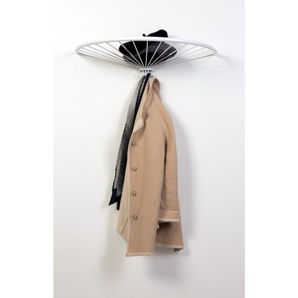Hat Shelf Pinna | White