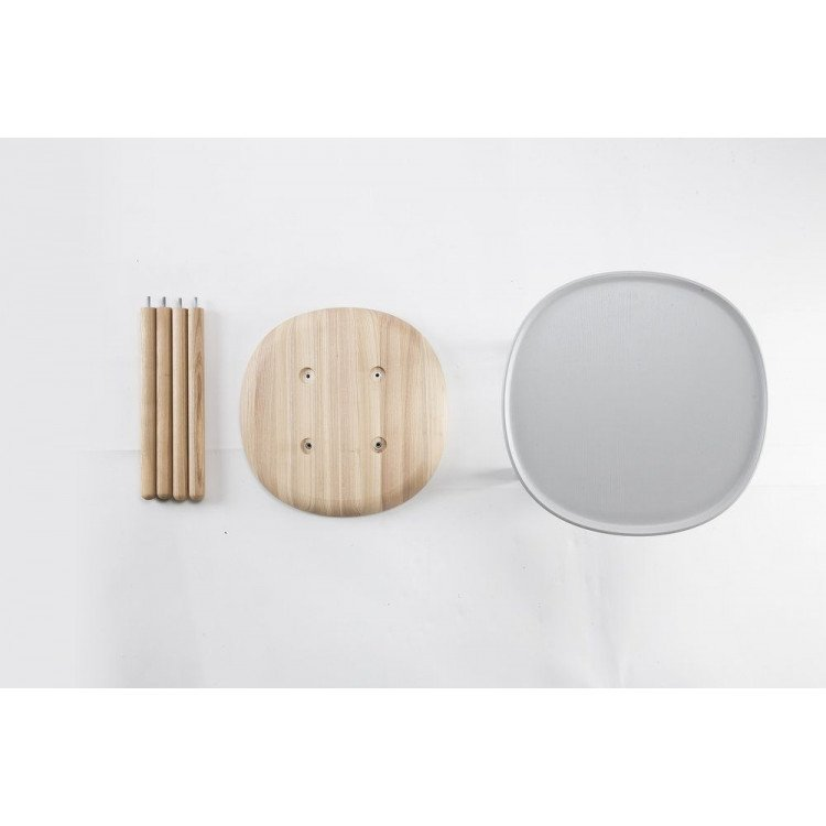 Side Table Naive | Grey