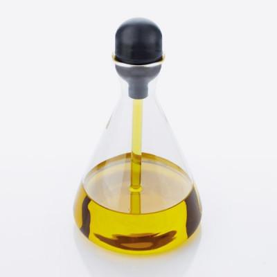 Glasölflasche mit Pipette 250 ml
