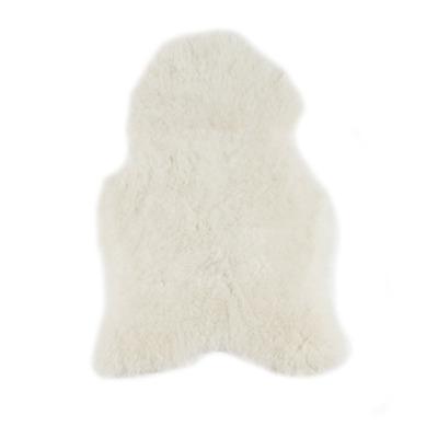 Schafsfell Isländisch Weiß | Kurzhaar