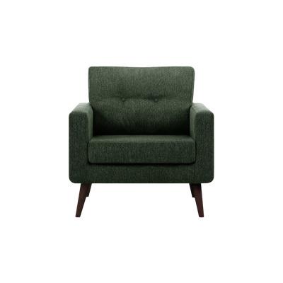 1-Sitzer-Sofa Biber   Grün