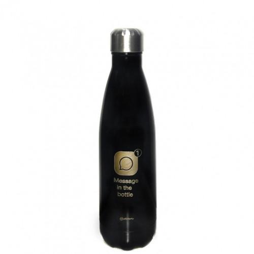 Thermo-Flasche | Nachricht in der Flasche
