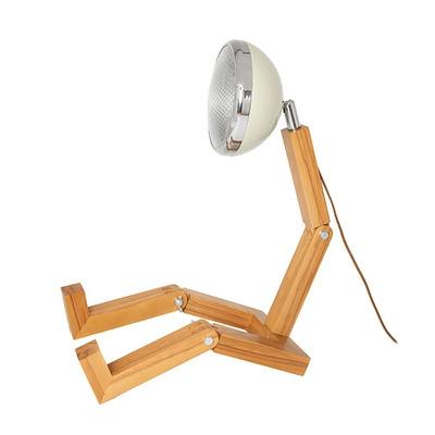 Stehlampe Mega Mr. Wattson | Vintage-Weiß