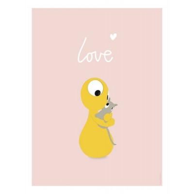 Liebe Poster | Klein